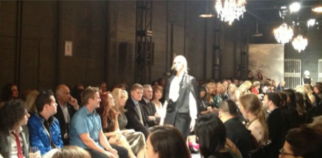 Paul Hardy 10th Anniversary Show: Fashionably forward.