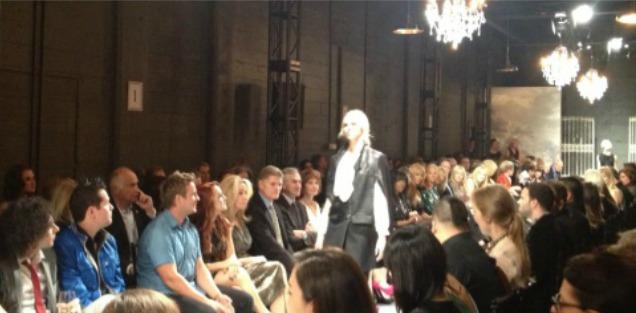 Paul Hardy 10th Anniversary Show: Fashionably forward.