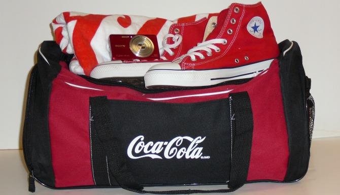 Contest: Coke prize with Sony digital camera! #bloggity4000 (closed)