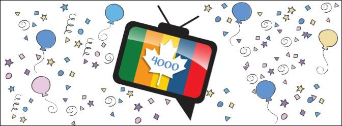 4000 Posts! #bloggity4000