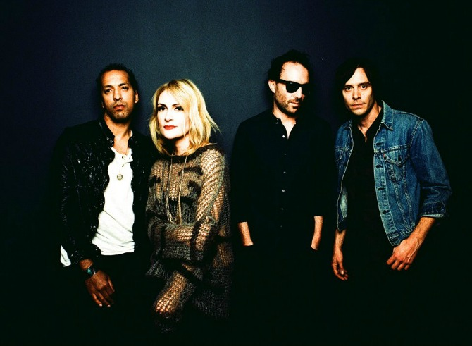 Metric's new video shines bright