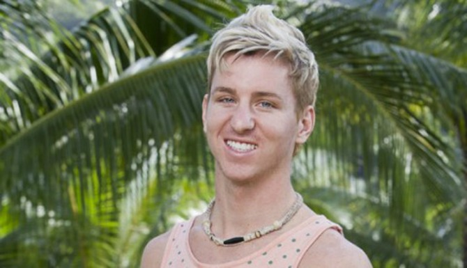 Survivor exit:  Carter comes close, but not close enough!