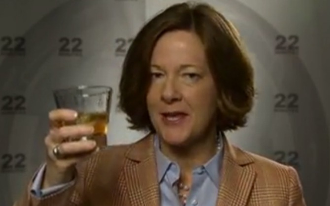 Video: Redford loves scotch…and global warming?