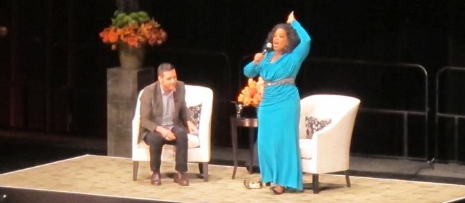 Is Oprah Calgary's favourite thing?