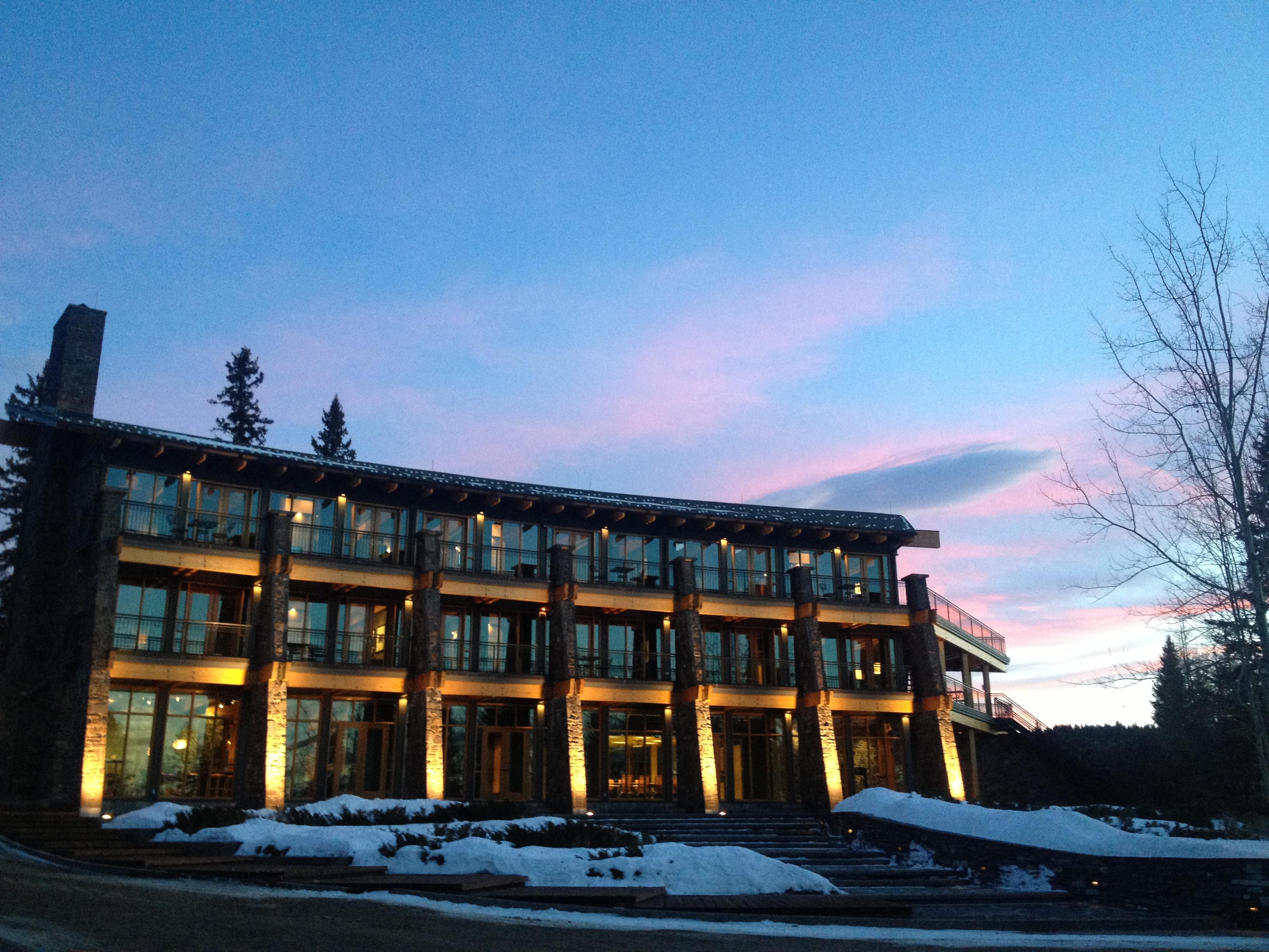 Exploring Azuridge: Alberta's very own Downton Abbey.