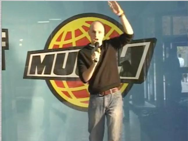 Flashback: My 2006 MuchMusic VJ audition!