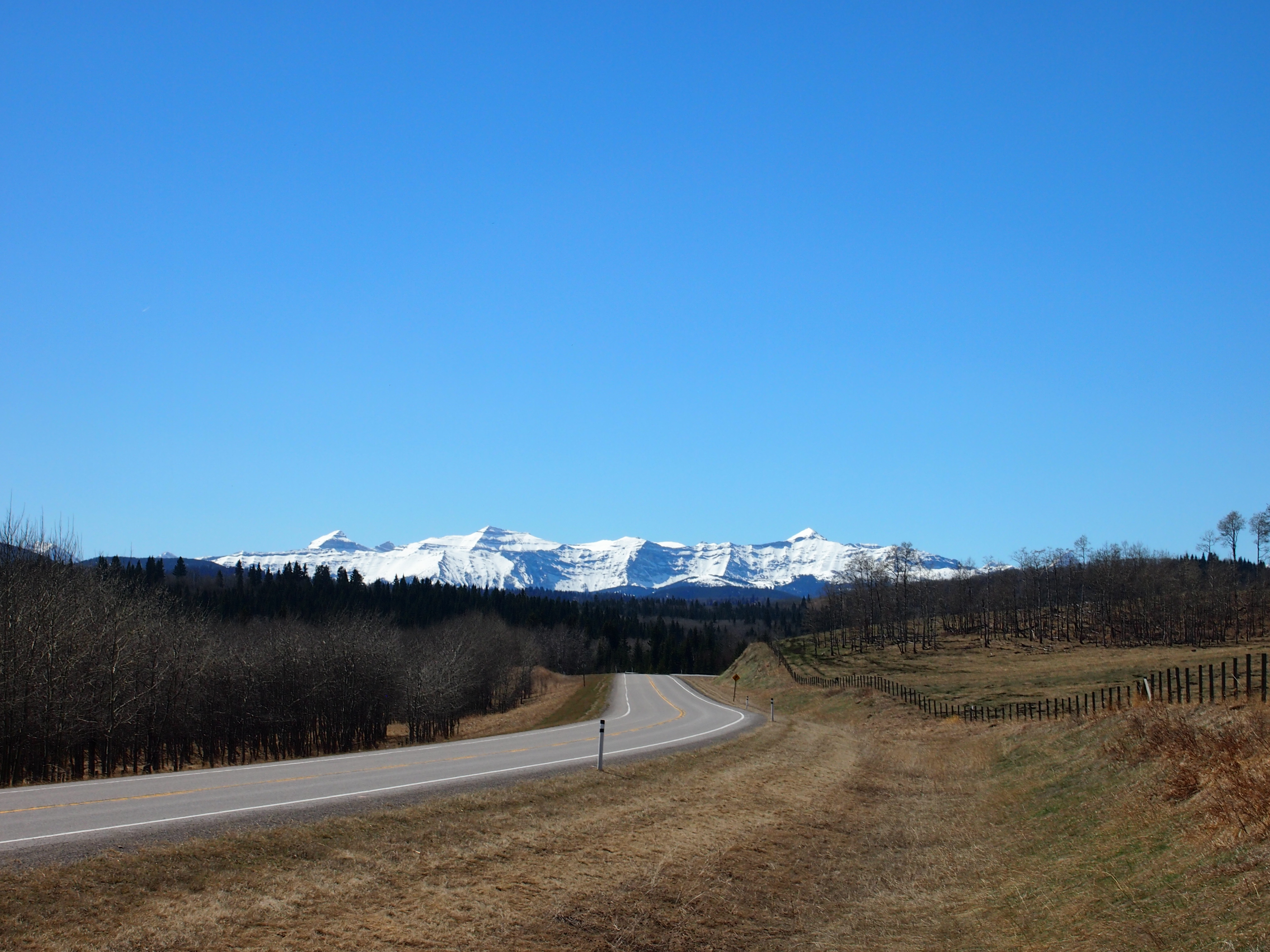Road Trippin': Soaking in Turner Valley's Big Blue Sky!