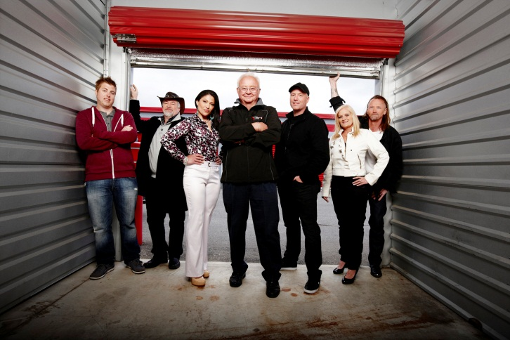 Meet the cast of Storage Wars Canada!