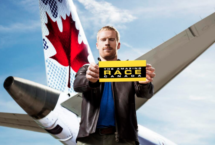 Meet the host of The Amazing Race Canada!