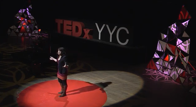 Reuben, clowns and tigers, oh my: My three favourite TEDxYYC talks!