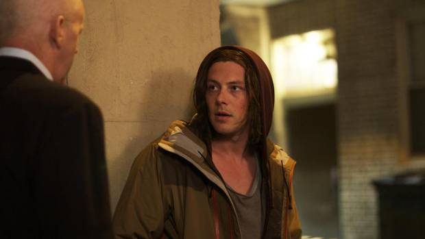Trailer: McCanick is one of Cory Monteith's last roles