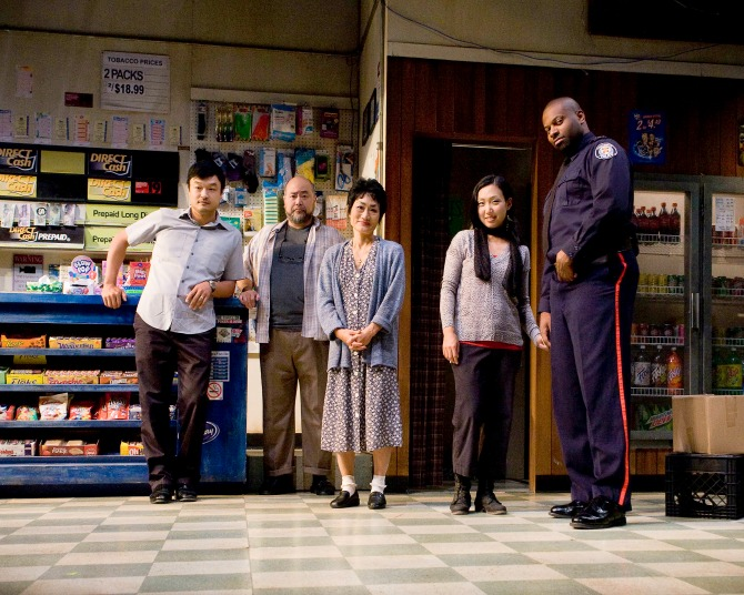 Review: 'Kim's Convenience' is a perfect family comedy about an imperfect family.