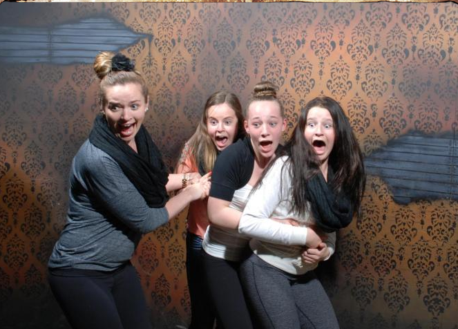 The funniest photos of people being terrified!