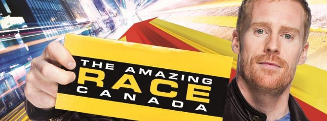 Is The Amazing Race Canada….going around the world?