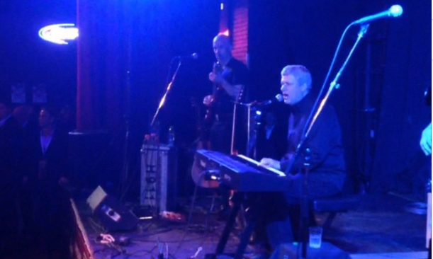 Video: Stephen Harper performs at Cowboys!