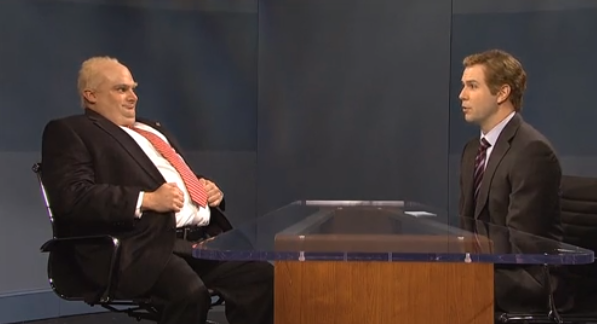 Video: SNL gets high on Rob Ford