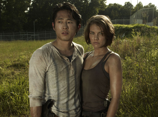 The-Walking-Dead-glenn-and-maggie