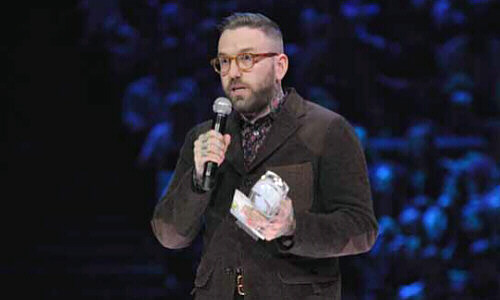 Dallas Green drops out of the Junos!