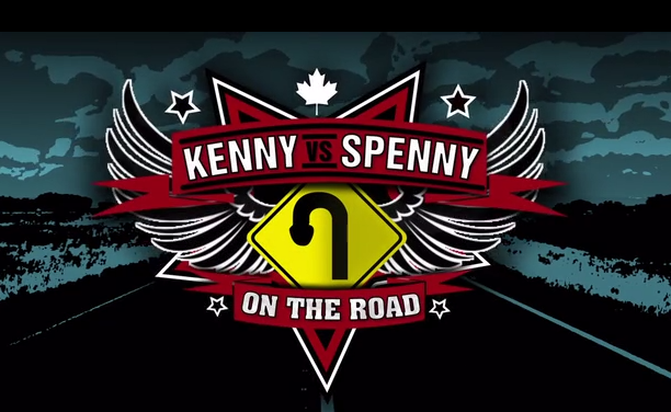 I just backed the Kenny vs. Spenny movie and you should too!
