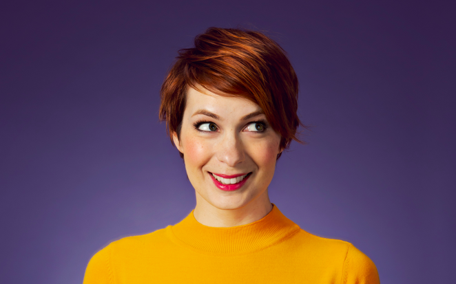 Felicia Day How To Be A Geek In A World Full Of Cool Mike S Bloggity Blog Canada S Entertainment Blog