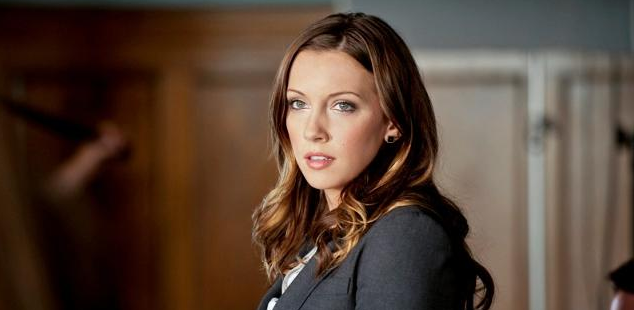 Katie Cassidy: Grounded in a supernatural Hollywood!