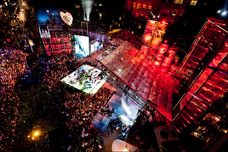 Contest: Passes to an exclusive MMVAs Street Party in Calgary!