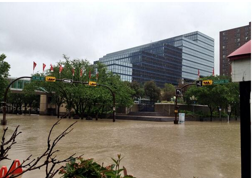 How the story of the Alberta flood unfolded on social media