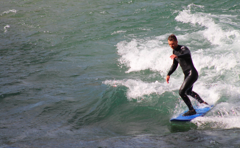 Surfs up! Surfing comes to Calgary!