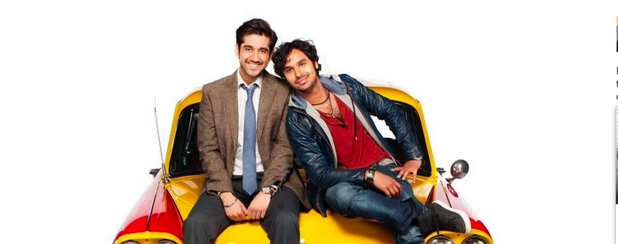 Interview: The stars of Dr. Cabbie on the importance of talking to your cabbie!