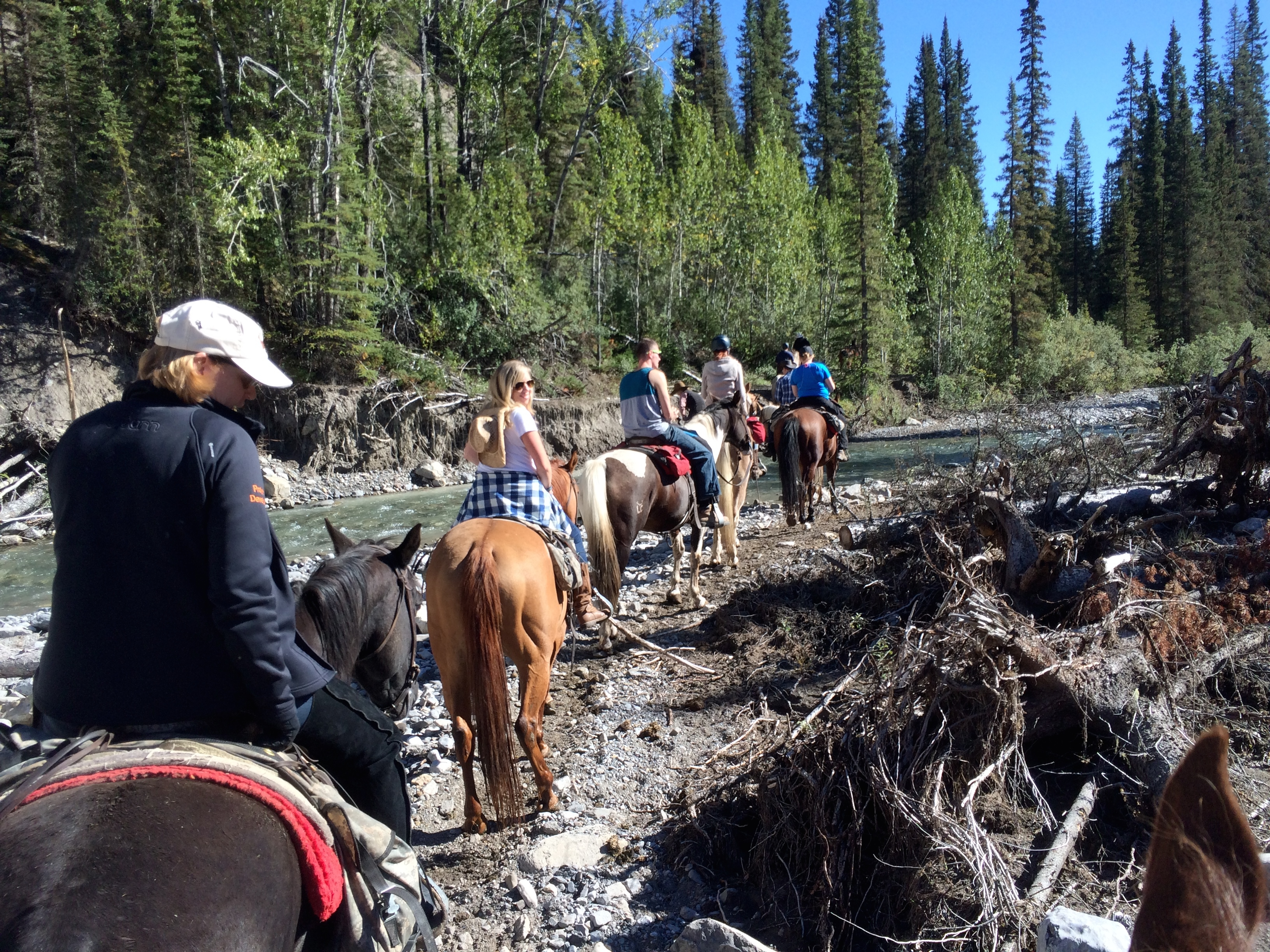 Travel: A holiday on horseback turns into much more!