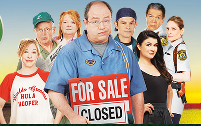 Watch the trailer for Corner Gas: The Movie!