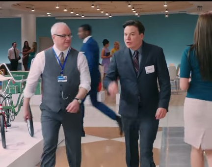 Mike Myers' wonderfully weird Sears commercial!
