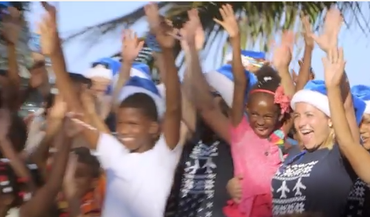 Westjet's 2014 video is better than last year's!