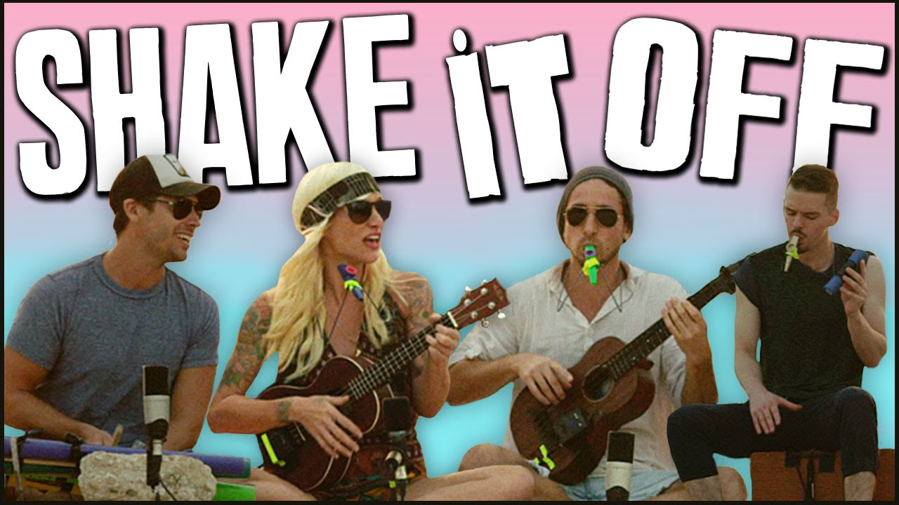 Walk of the Earth returns with the perfect Taylor Swift cover!