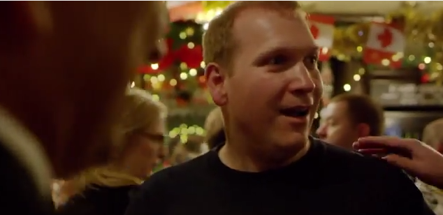 Air Canada's holiday video brings Canadians home for Christmas!