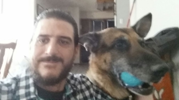 18 months after it was stolen, Alberta man finds his dog in Claresholm!