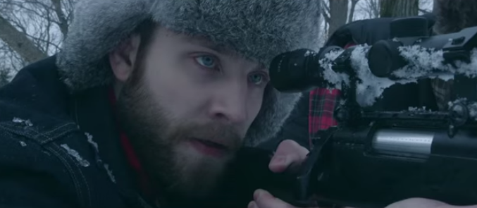 Canadian Sniper looks way better than American Sniper!