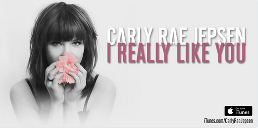 Carly Rae Jepsen is back with a really, really catchy song!