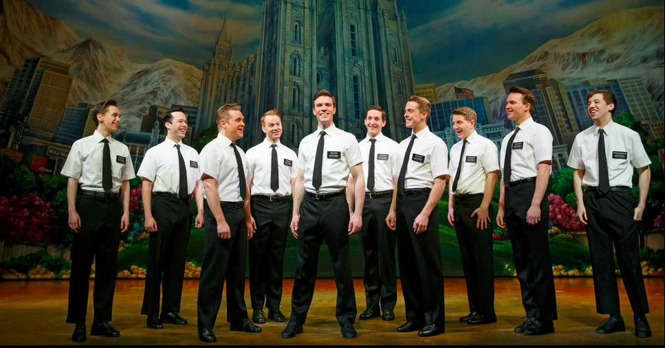 Everything you need to know about the Book of Mormon lottery!