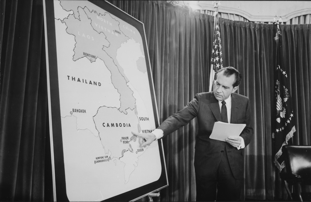 NixononCambodia