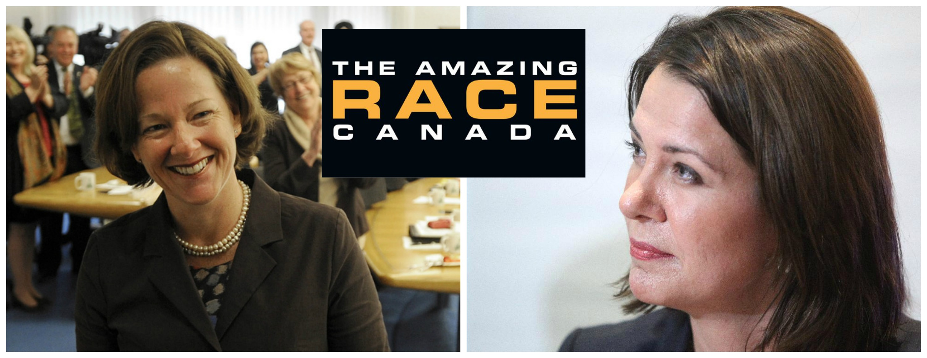 Team Redford and Smith confirmed for The Amazing Race Canada!