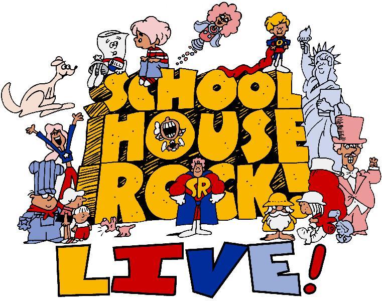 School House rock logo