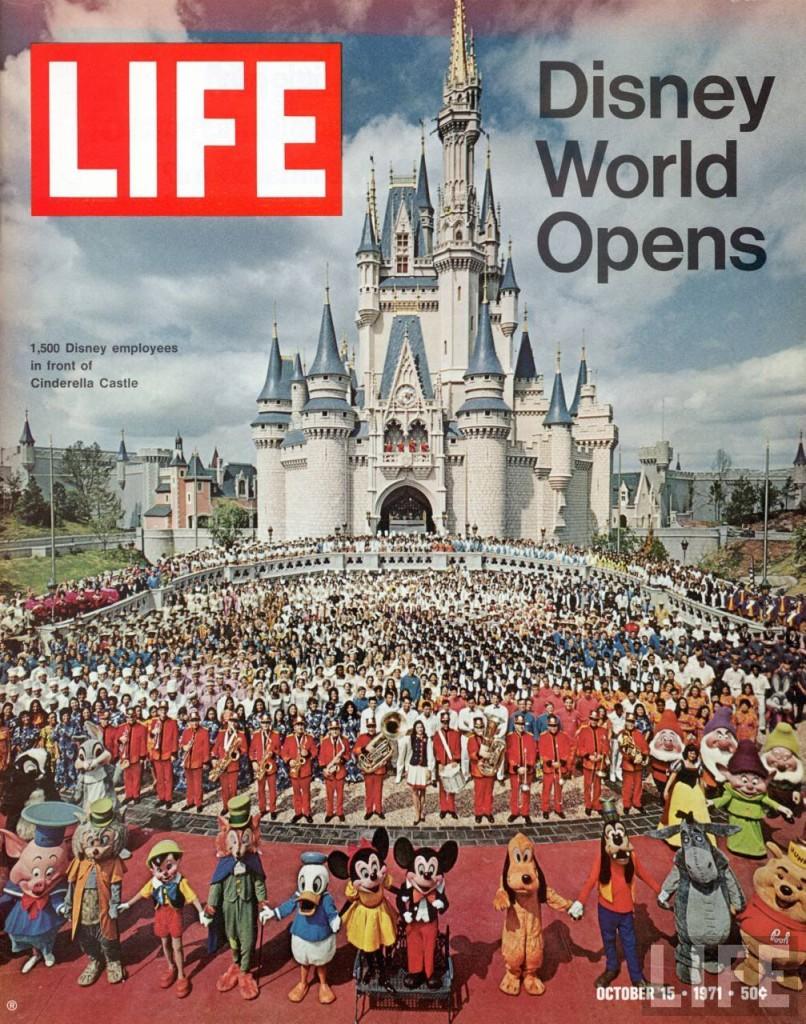Walt-Disney-World-grand-opening