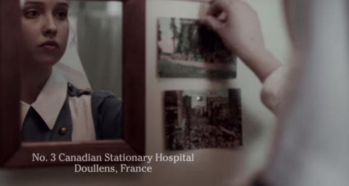 New Heritage Minute honours Canadian nurses during WWI