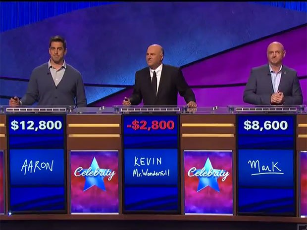 After calling Alberta's elections a disaster, Kevin O'Leary was exactly that on Jeopardy!