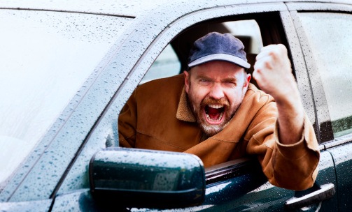 New Brunswick tops the list of Canada's angriest drivers!