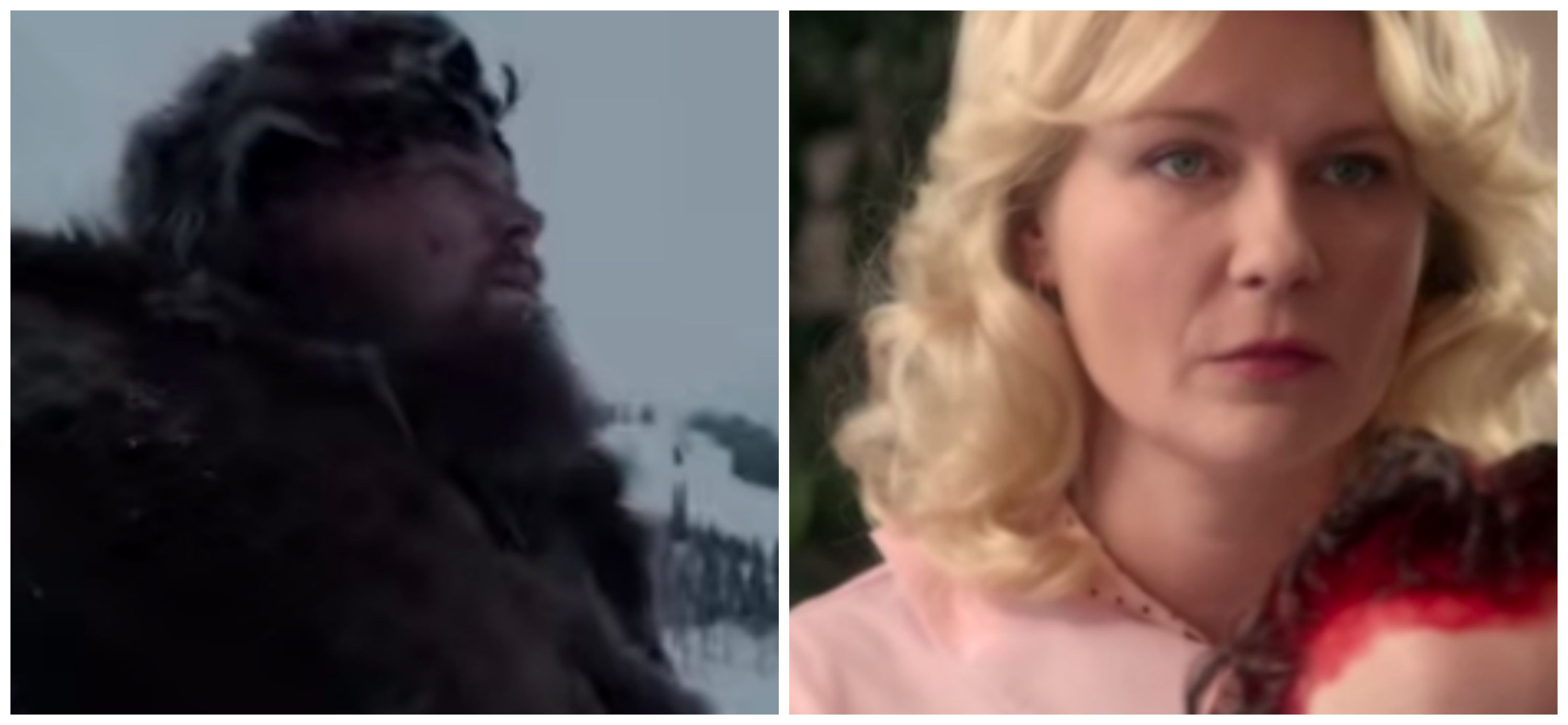 Trailers for Fargo (shot in Calgary) and The Revenant (shot in Canmore) are out!