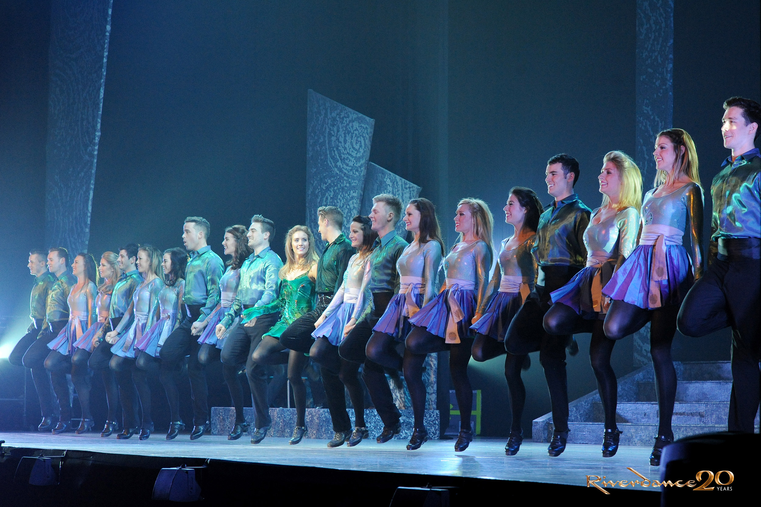 Here's the promo code to the Calgary performance of Riverdance!