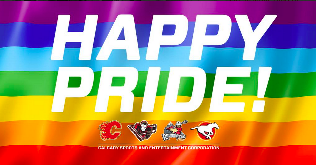 Here's how Calgary's companies, organizations and pets are celebrating Pride!