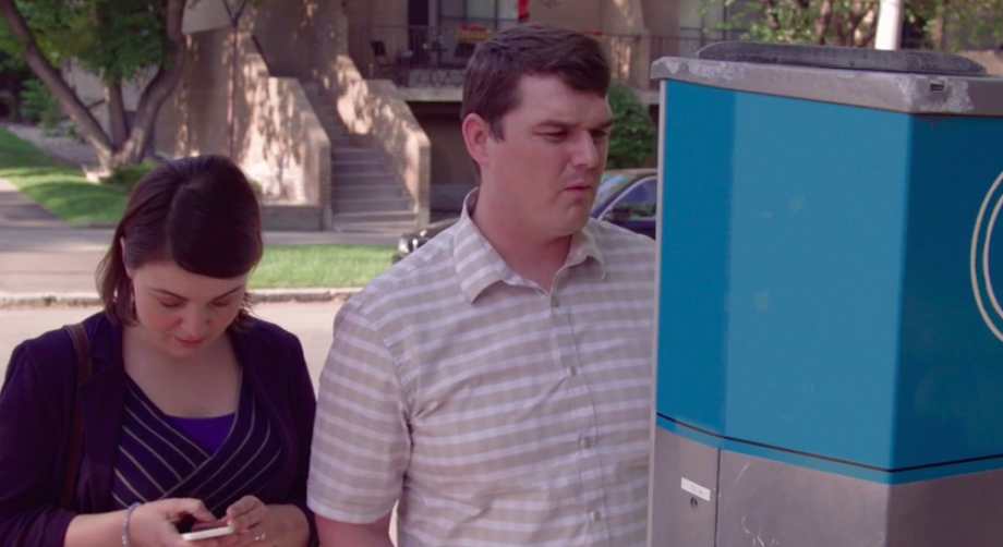 Video perfectly spoofs what it's like to pay for parking in Calgary!